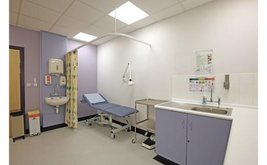 Examination room GR31