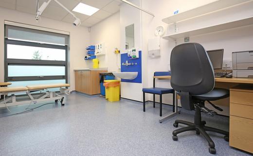 Examination room G114