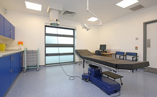 Treatment room L1-036
