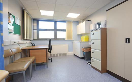 Examination room L1-40