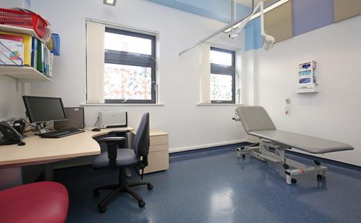 Examination room GF078