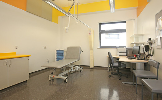 Examination room GF148