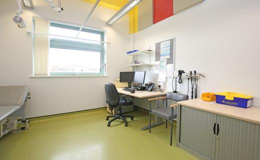 Examination room GF020