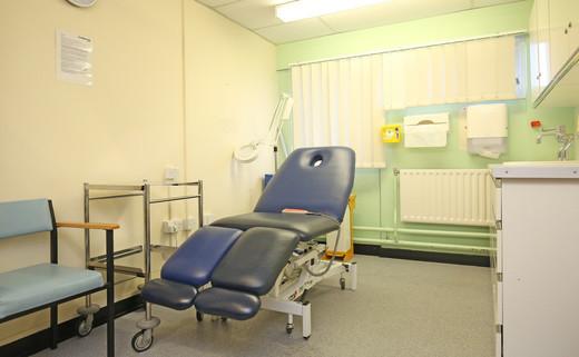Examination room 9