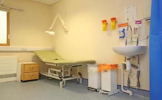 Examination room 10