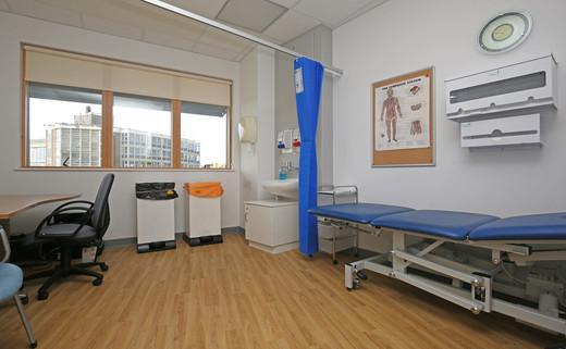 Examination room 319