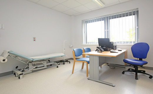 Examination room OPD 053