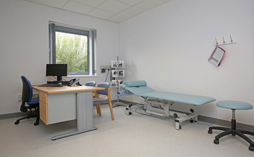Examination room OPD 047