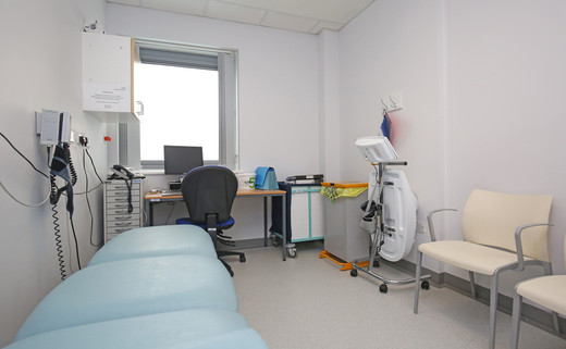 Examination room OPD 044