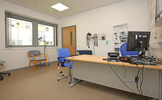 Consulting room OPD 076