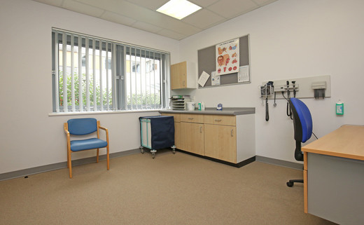Consulting room OPD 078