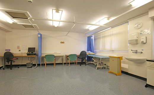 Examination room 66