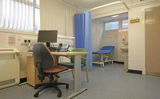 Examination room 67