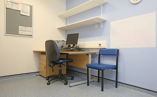 Consulting room L1-116
