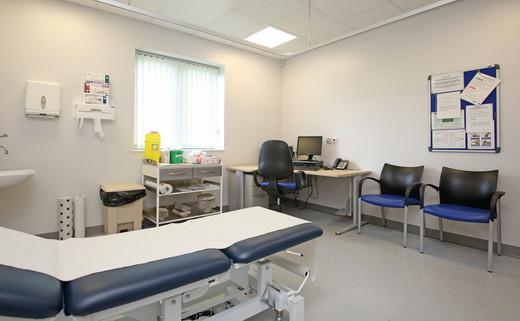 Examination room G240