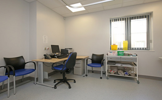Examination room G255