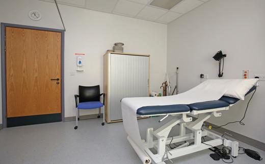 Examination room G256