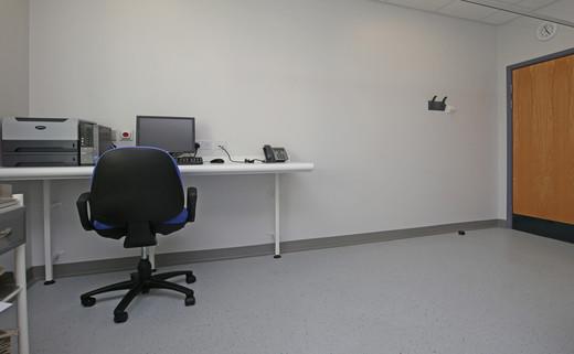 Examination room G261