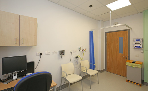 Examination room OPD 052