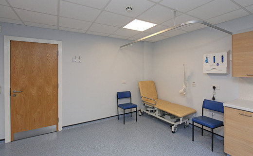 Examination room L1-62