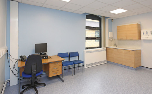 Examination room G051