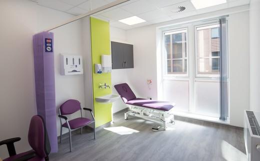 Examination room 30