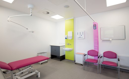 Treatment room 24
