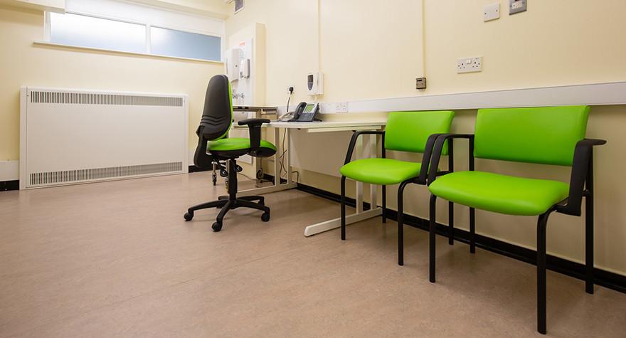 Birleywood health centre consulting room 1 001