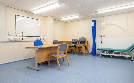 Examination Room BC 42