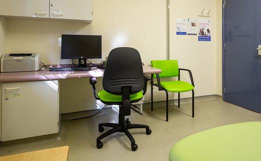 Examination Room 8