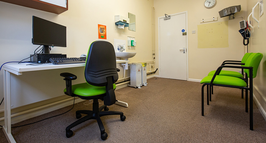 John coupland hospital consulting room 216 004