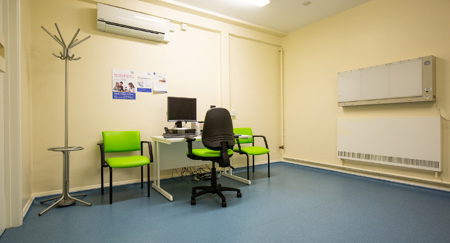 John coupland hospital consulting room 224 002