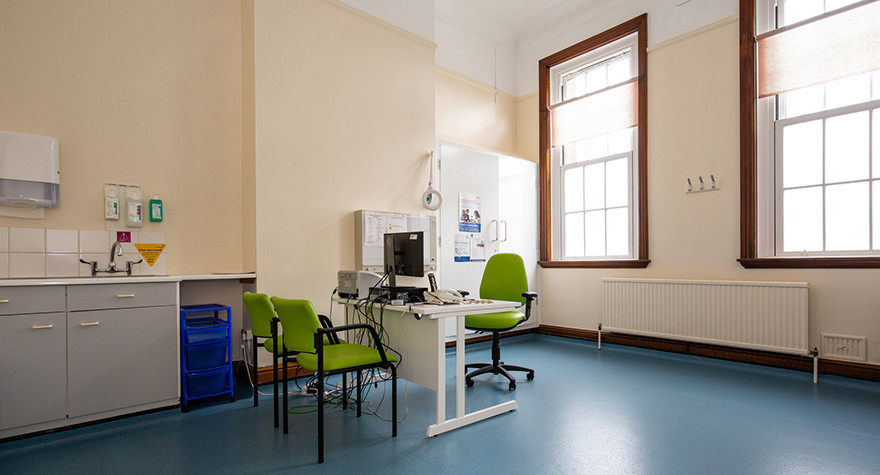 John coupland hospital consulting room 255 002