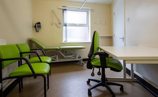 Examination Room 215