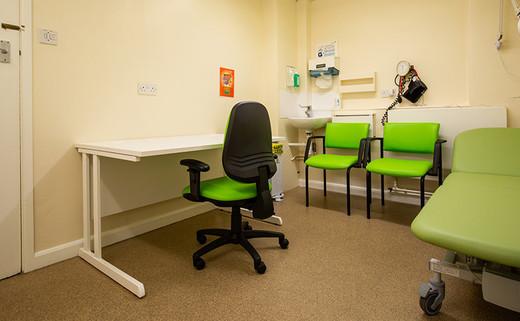 Examination Room 225