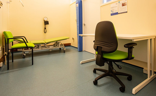Examination Room 254