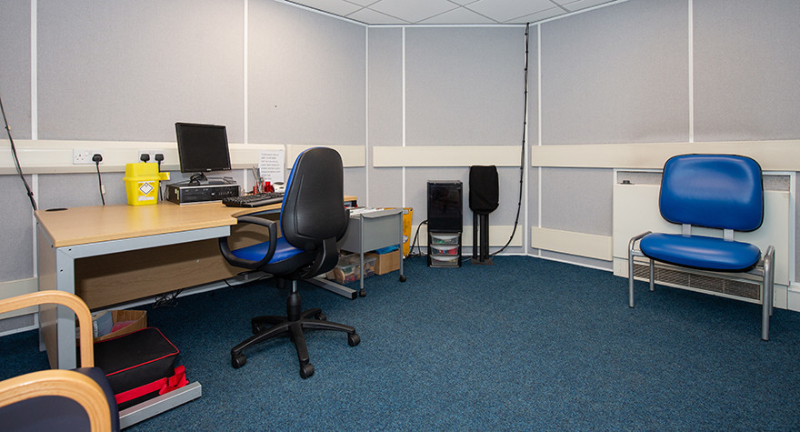 Cleveland health centre consulting room 1 001