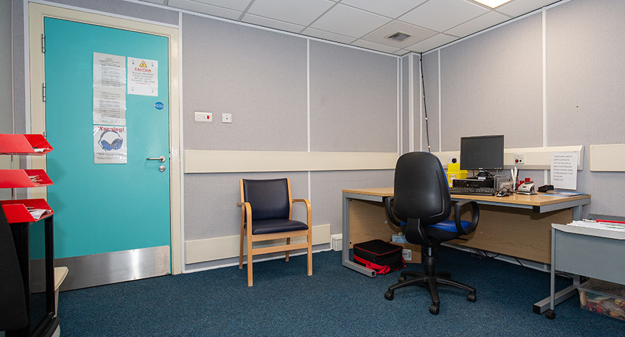 Cleveland health centre consulting room 1 002