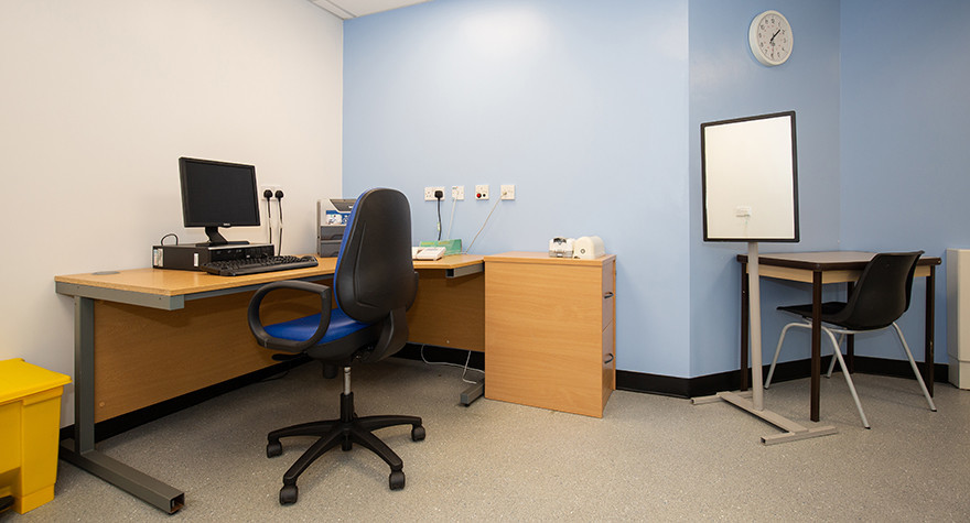 Cleveland health centre consulting room 3 003