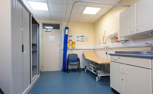 Examination Room 13