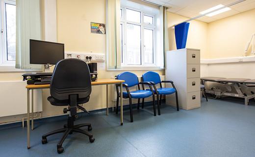 Examination Room 14