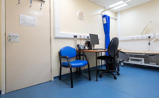 Examination Room 15