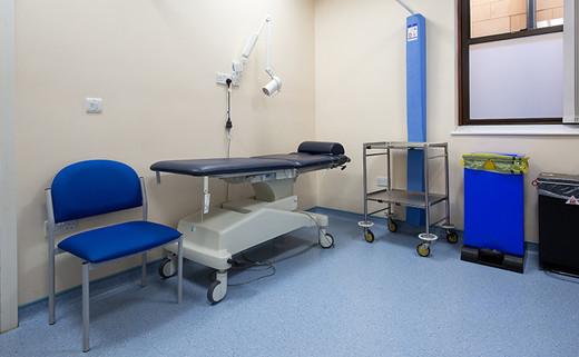Examination Room 16