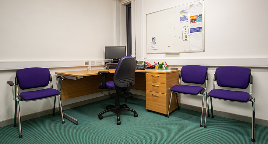 Padiham health centre  consulting room 2 002