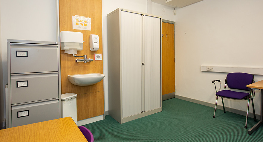 Padiham health centre  consulting room 2 001