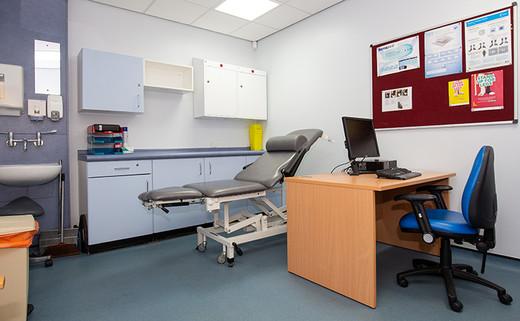 Examination Room 20