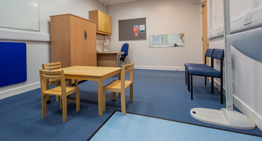 Folkestone health centre consulting room 5 003