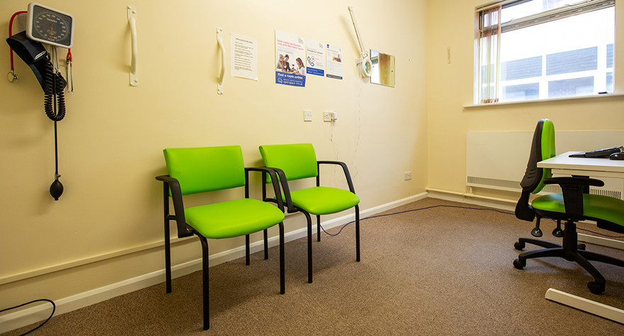 John coupland hospital consulting room 216 002
