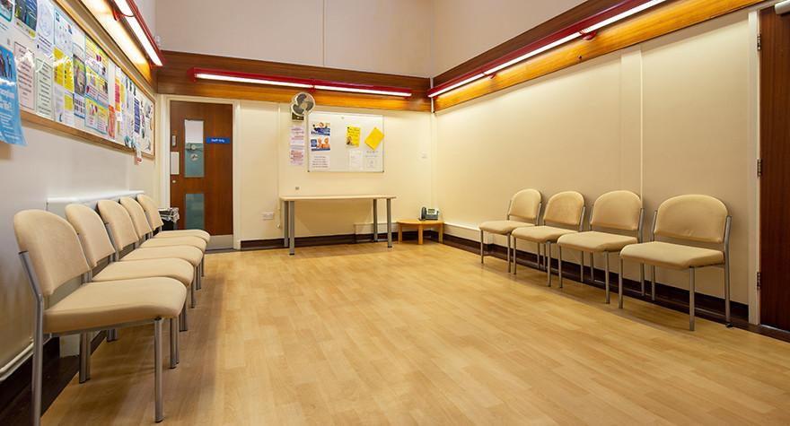 Roman road health centre  group room gf 09 003