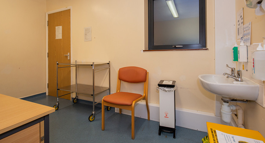 Skegness hospital consulting room 1 004
